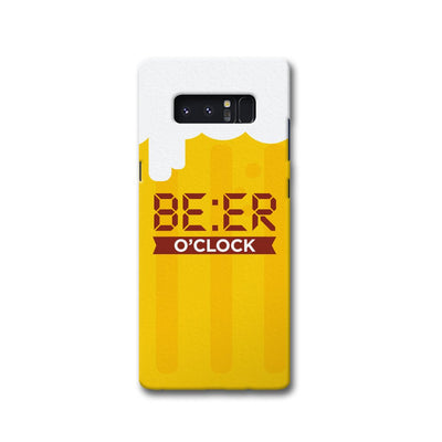 Beer O' Clock Samsung Note 8 Case
