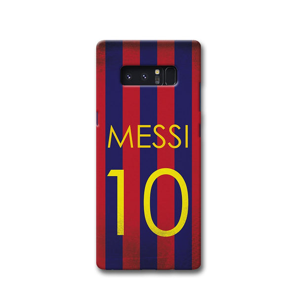Messi Samsung Note 8 Case