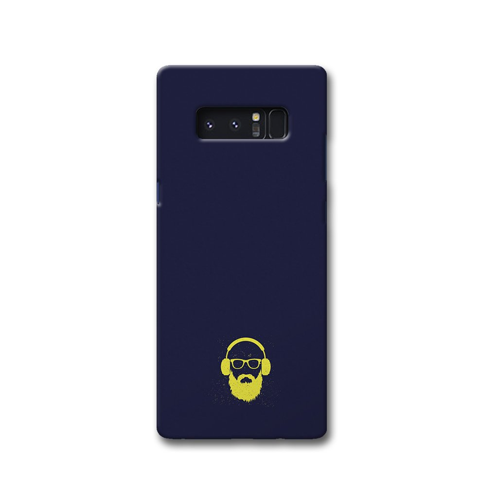Bearded Man Samsung Note 8 Case