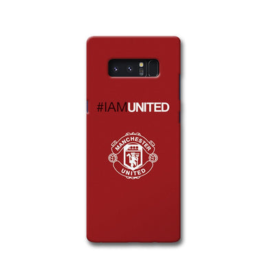 I Am United Samsung Note 8 Case