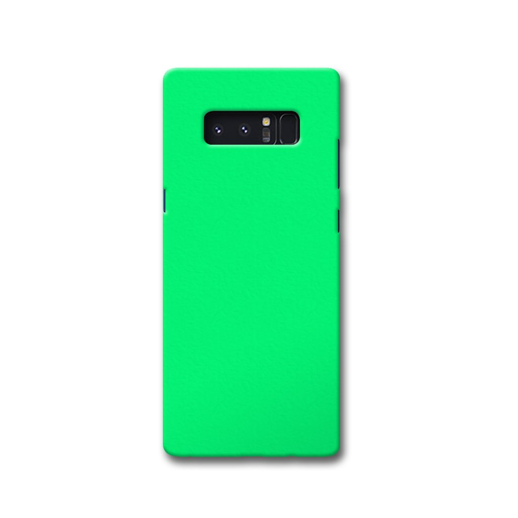 Aqua Green Samsung Note 8 Case