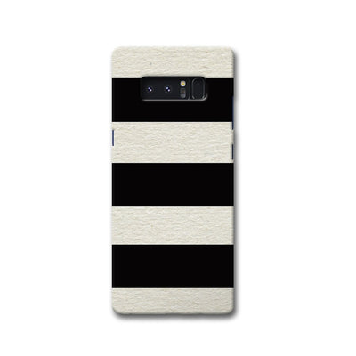 Black & White  Samsung Note 8 Case