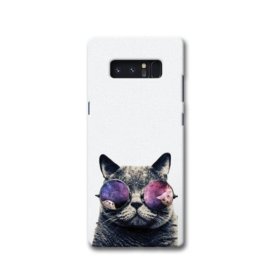 Cool Cat Samsung Note 8 Case