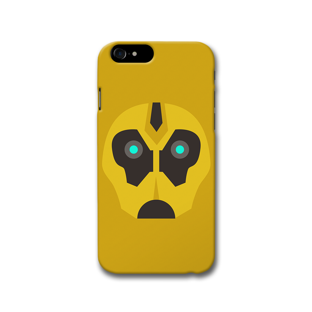 Bumblebee Apple iPhone 8 Case