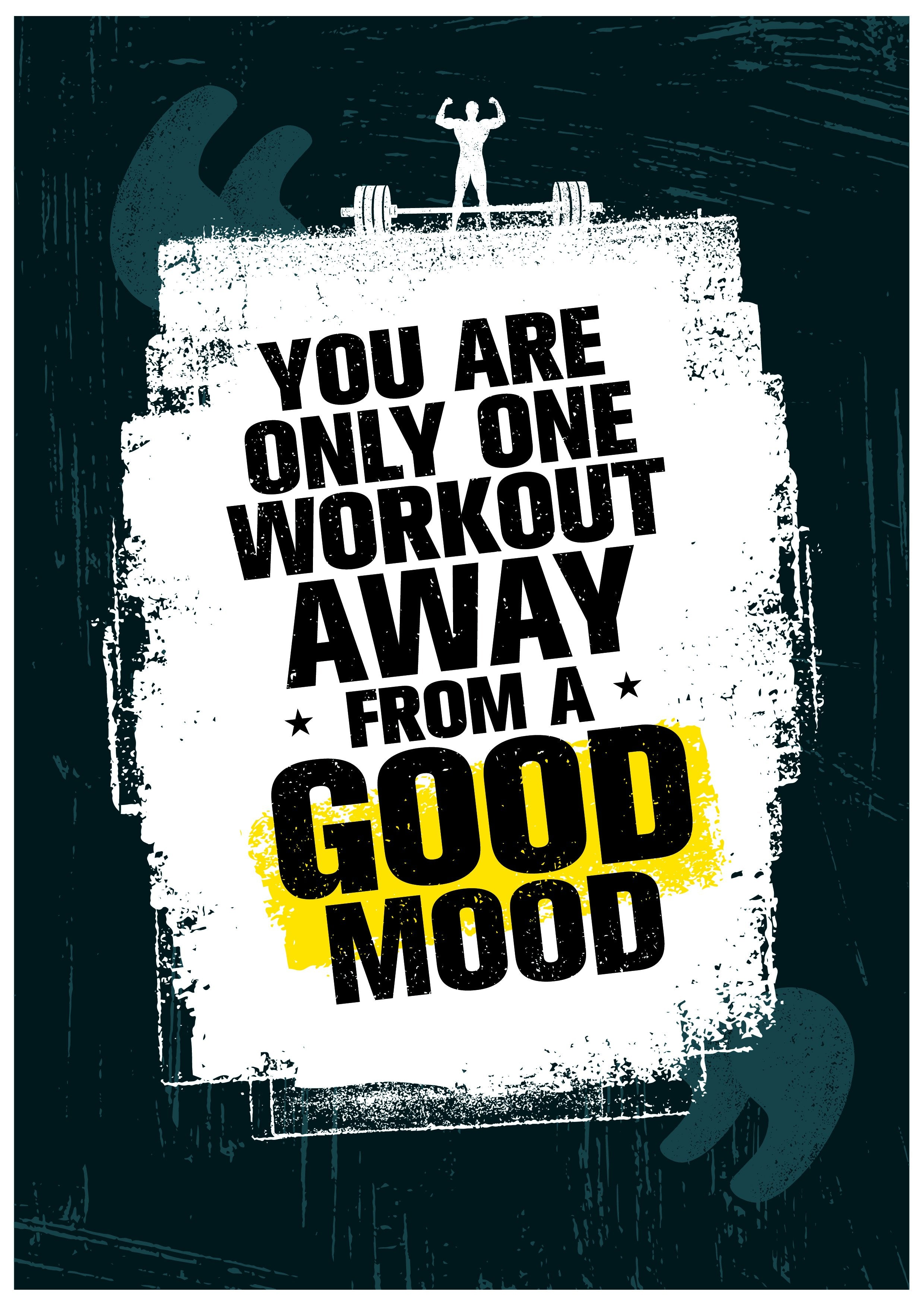 Buy Good Mood Poster
