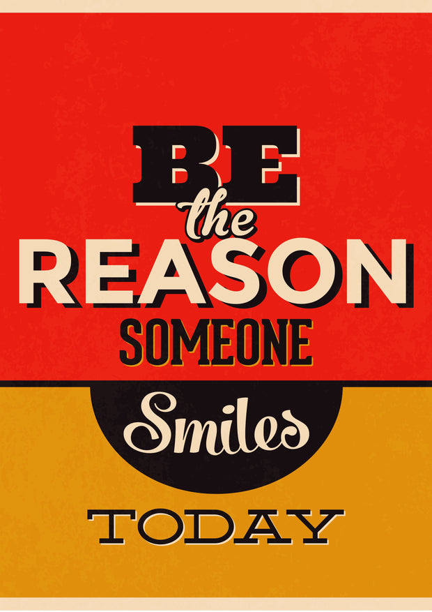 Buy Smiles Poster