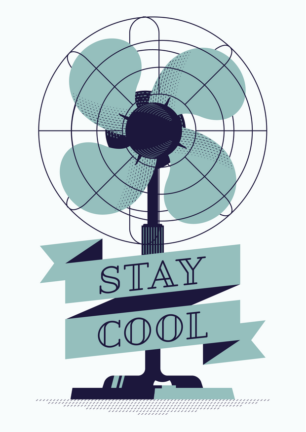Buy Stay Cool Poster