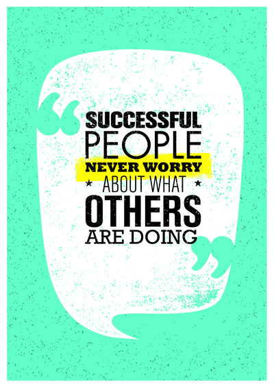 Buy Successful People Poster