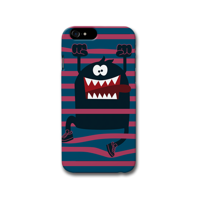 Laughing Monster Apple iPhone 8 Case