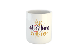 Life is an Adventure Mug