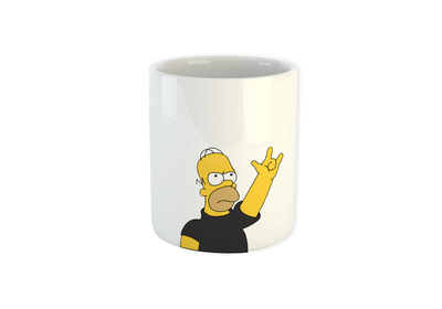 Simpsons Yo! Mug