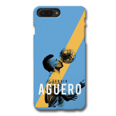 Sergio Aguero Apple iPhone 7 Plus Case