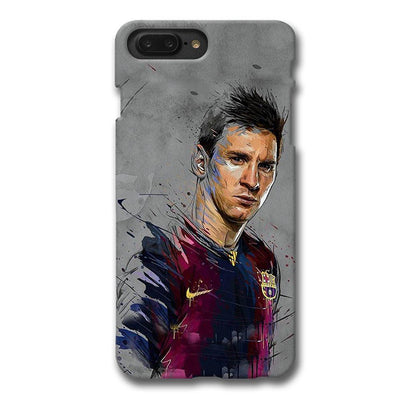 Messi Grey Apple iPhone 7 Plus Case