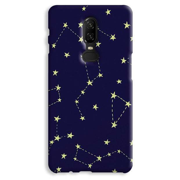 Constellation Blue OnePlus 6 Case