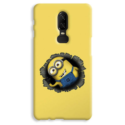 Laughing Minion OnePlus 6 Case