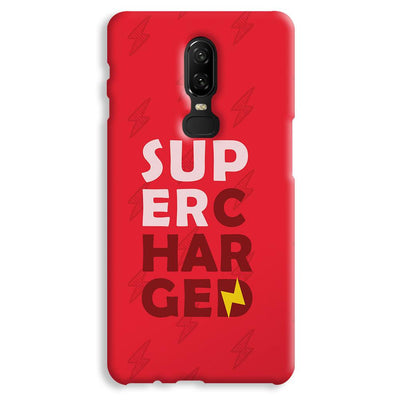 SuperCharged OnePlus 6 Case