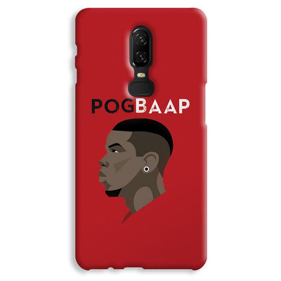 POGBAAP OnePlus 6 Case