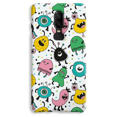 The Monsters OnePlus 6 Case