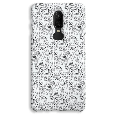 Kitty OnePlus 6 Case
