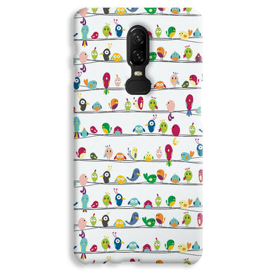 Birdies OnePlus 6 Case