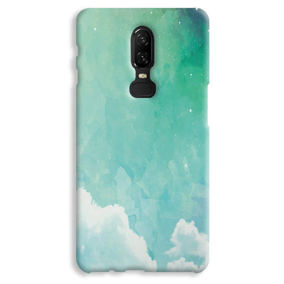 Blue Resonance  OnePlus 6 Case