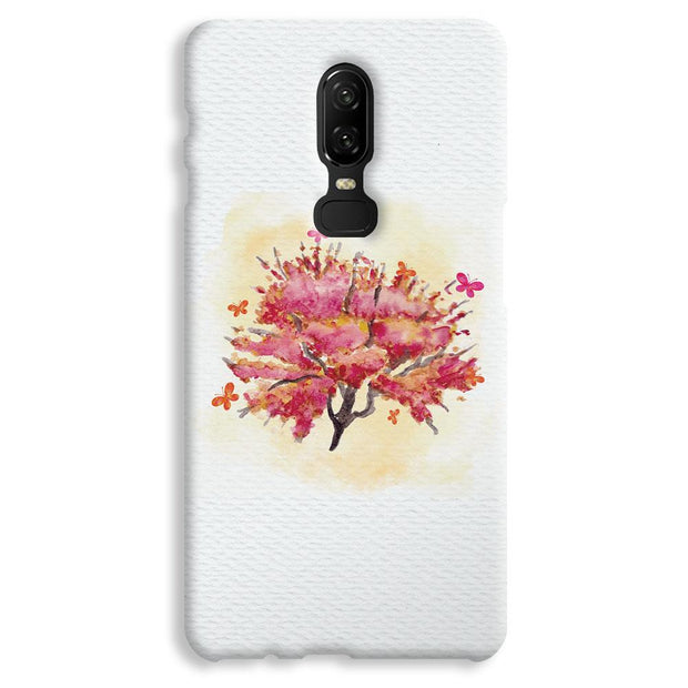 Butterfly Bush OnePlus 6 Case