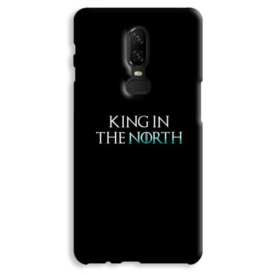 King in The NORTH OnePlus 6 Case