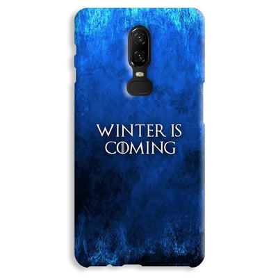 Winter is Coming OnePlus 6 Case