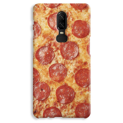 Pepperoni Pizza OnePlus 6 Case