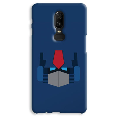 Optimus Prime OnePlus 6 Case