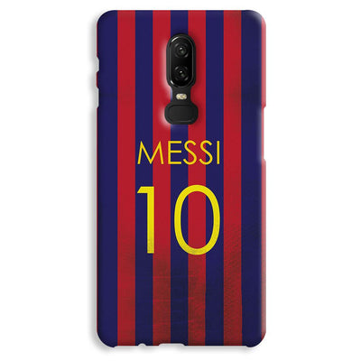 Messi OnePlus 6 Case