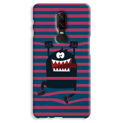 Laughing Monster OnePlus 6 Case