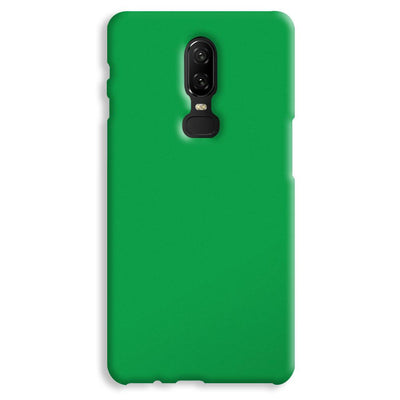 Dark Green OnePlus 6 Case