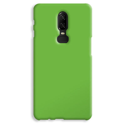 Light Green OnePlus 6 Case