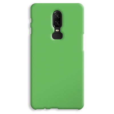 Aqua Green OnePlus 6 Case