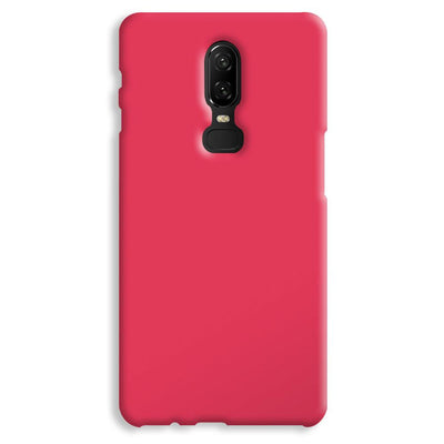 Light Pink OnePlus 6 Case