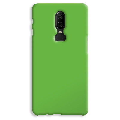 Green OnePlus 6 Case