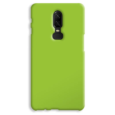 Sap Green OnePlus 6 Case