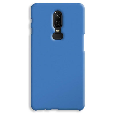 Sky Blue OnePlus 6 Case