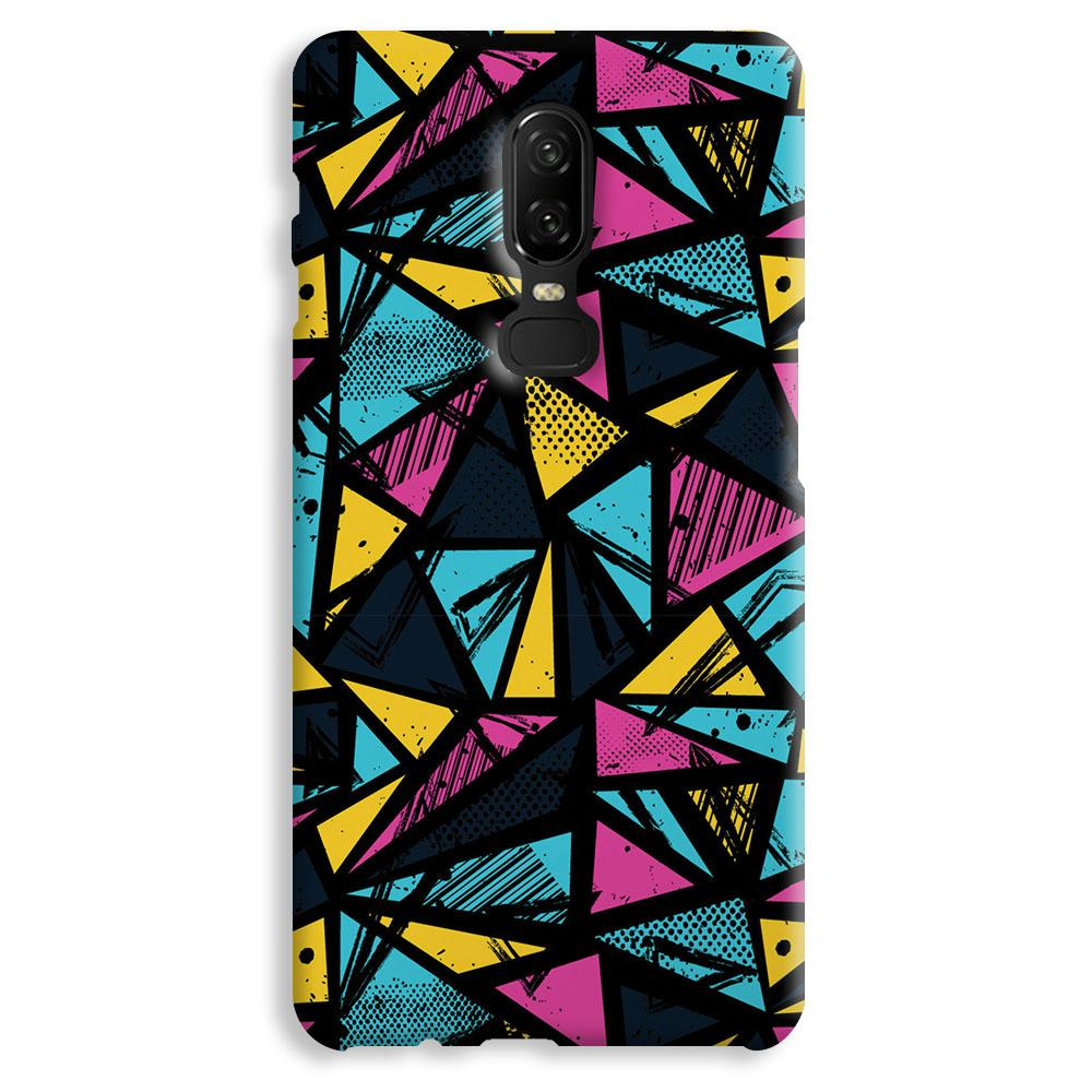 Abstract OnePlus 6 Case
