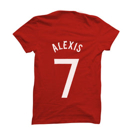 Alexis Jersey Back T-Shirt