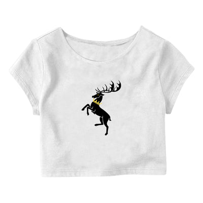 Baratheon  Crop Top