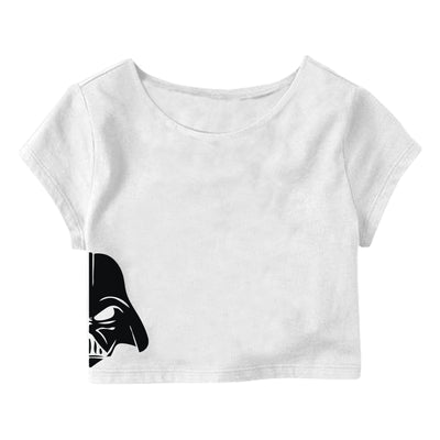 Darth Vader Crop Top