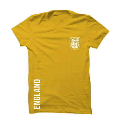 England (White) T-Shirt