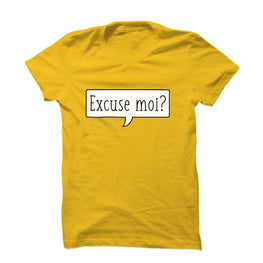Excuse Moi? T-Shirt