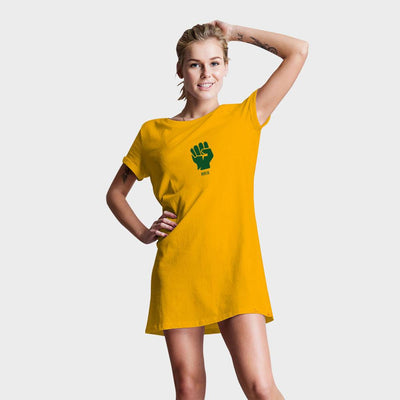 Hulk T-Shirt Dress