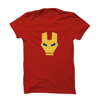 Iron Man Mask T-Shirt