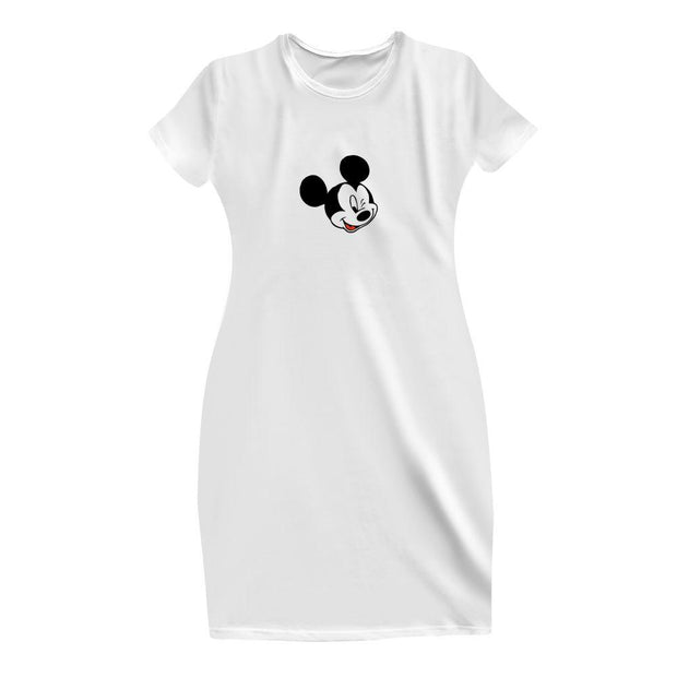 Mickey Mouse T-Shirt Dress