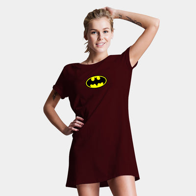 Bat T-Shirt Dress