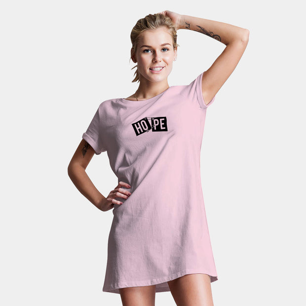 Hope T-Shirt Dress